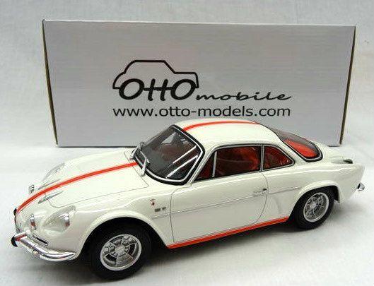 Miniatura 1:18 Renault Alpine A110 Olympique 1600S - OTTO