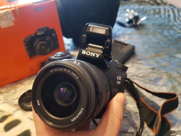 Фотоаппарат Sony a58 SLT-A58K