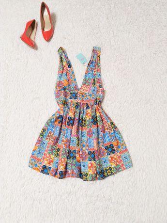 Matthew Williamson плаття / Яркое платье