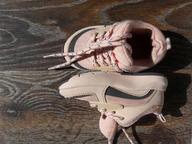 Обувь для девочки, кроссовки zara