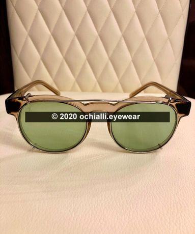 Okulary przeciwsłoneczne Louis Vuitton JUNGLE z pudełkiem
