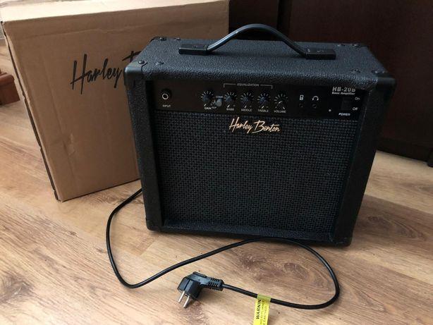 Wzmacniacz do gitary basowej Harley Benton HB-20B