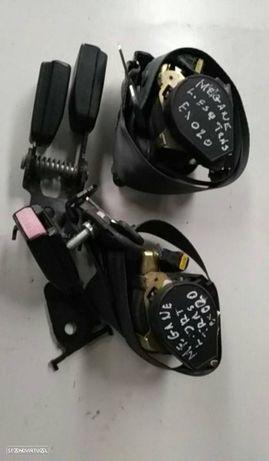 Pré-Tensores/Cintos Renault Megane Ii (Bm0/1_, Cm0/1_)