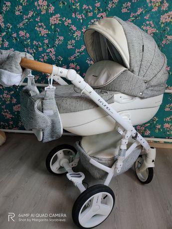 Срочно!!!Продам коляску Riko bruno 3в1!!!