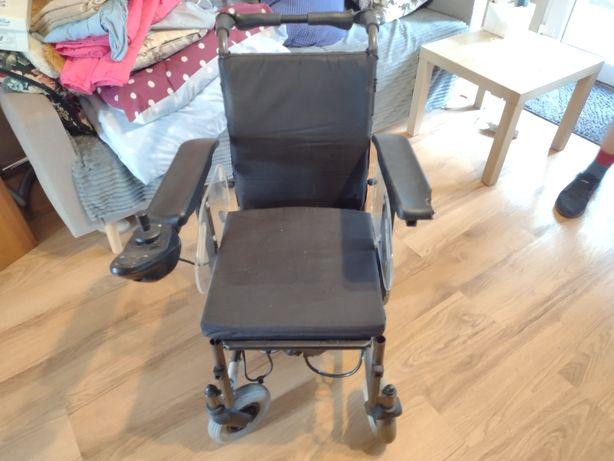 Elektryczny wózek inwalidzki Vermeiren