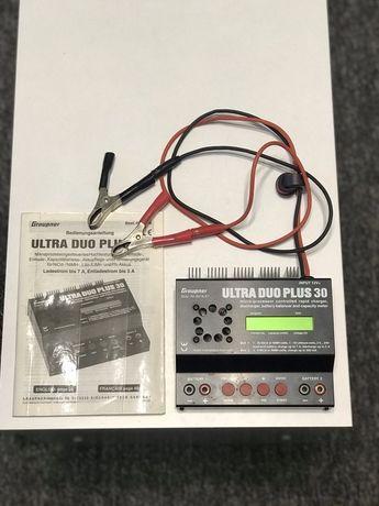 Зарядное Graupner Ultra Duo Plus 30
