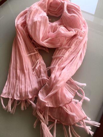 Нежный лёгкий шарф палантин Brunello Cuccinelli , Италия