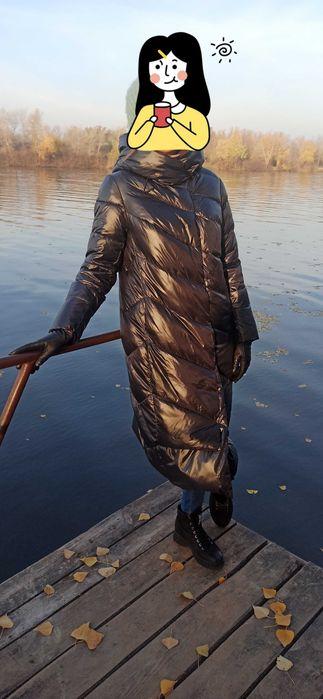 Пальто-Пуховик женский Днепр - изображение 1