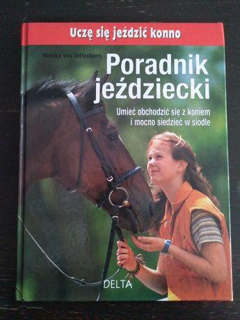 Poradnik jeździecki-Monika von Tettenborn