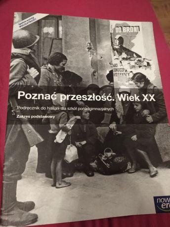 Podręcznik do Historii Poznać przeszłość wiek XX Nowa Era