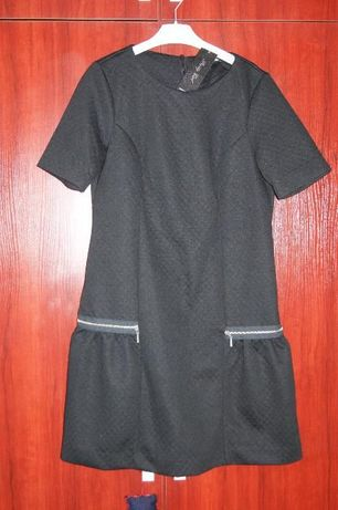 Sukienka czarna NOWA rozm. 40-38 Pretty Girl