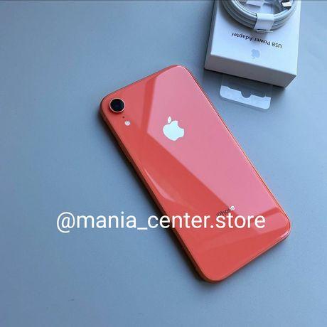 iPhone XR 256Gb CORAL, 94% | 10/10 как на подарок