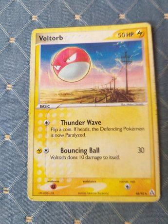 Pokemon Card - Voltorb 50 HP