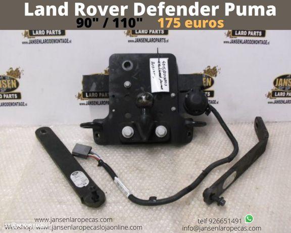 Land Rover Defender puma gancho de reboque 90 e 110
