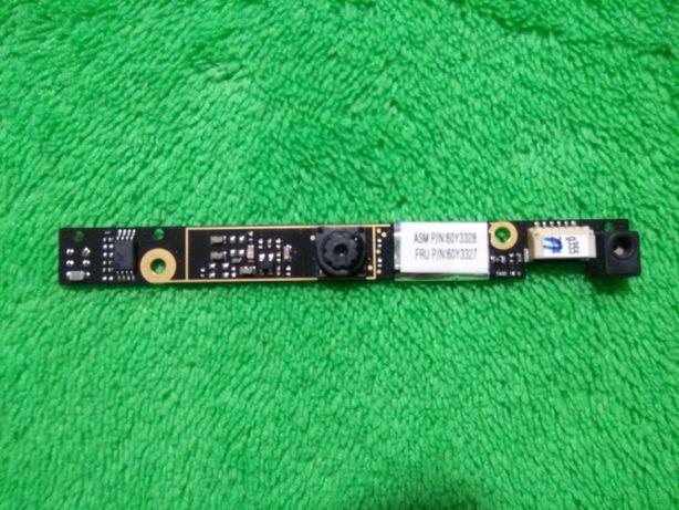 Плата встроенной видеокамеры ноутбука Lenovo SL510