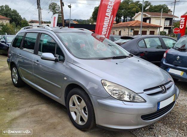 Peugeot 307 SW 1.6 HDi Cuir