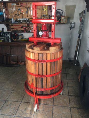 Prensa para vinho de 10T