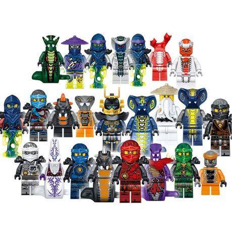 Zestaw figurek Ninjago figurki Zestaw figurek Ninjago zestaw Ninjago