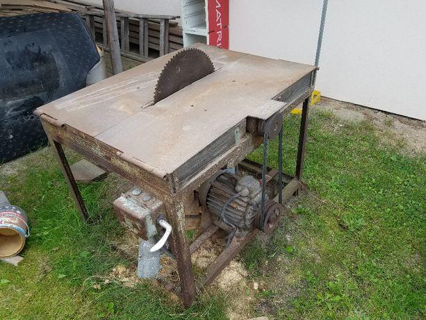 Cyrkularka piła stołowa 4 kW 380V