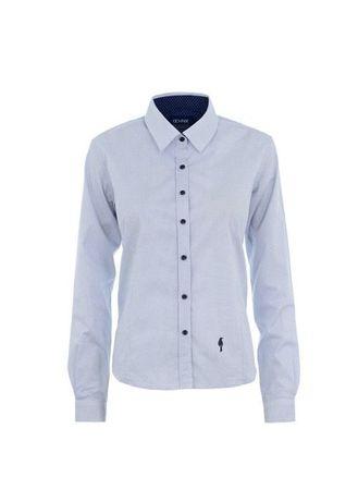 OCHNIK koszula damska niebieska biała granatowa xs s 36 liu jo levis