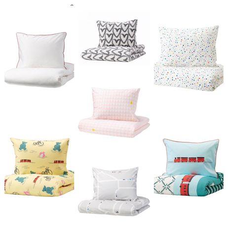 Постельное белье Ikea полуторное детская постель подростковая