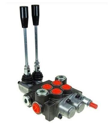 Rozdzielacz hydrauliczny TUR 2-sekcyjny 40L cyklop tur ładowarka pług