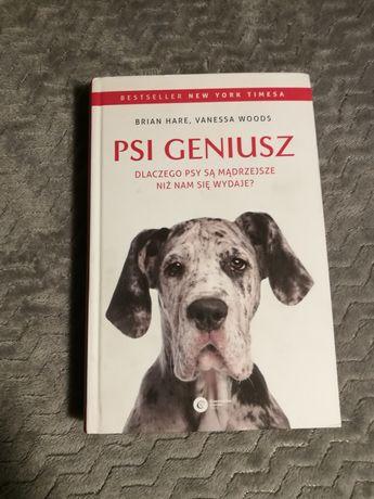 Książka psi geniusz