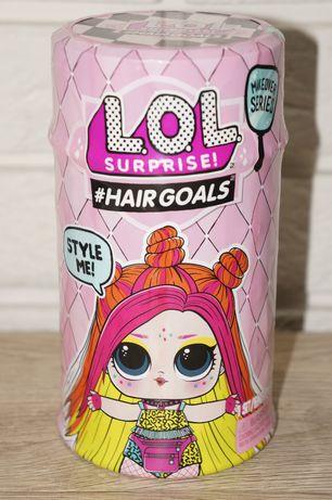 NOWA Lalka LOL Suprise Hairgoals z włosami