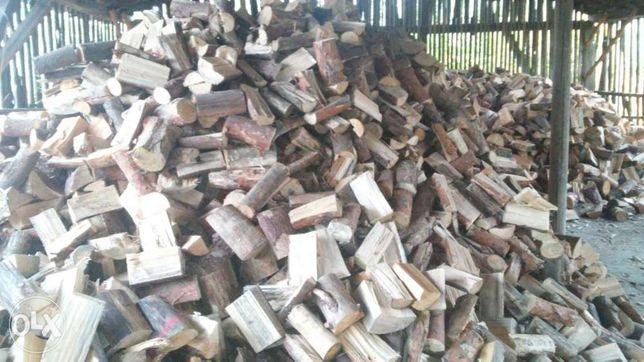 Drewno kominkowe i opałowe Wieluń i okolice