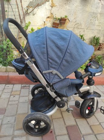 Велосипед для деток от 7 месяцев до 3-х лет