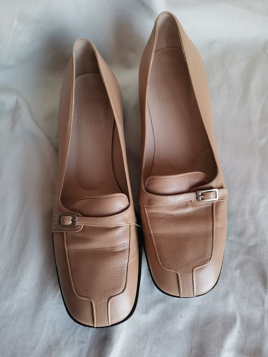 Кожаные туфли 39 размера Днепр - изображение 1