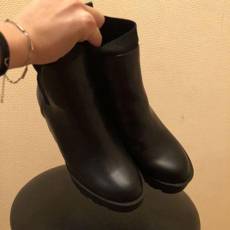 Ботинки ботильоны осенние
