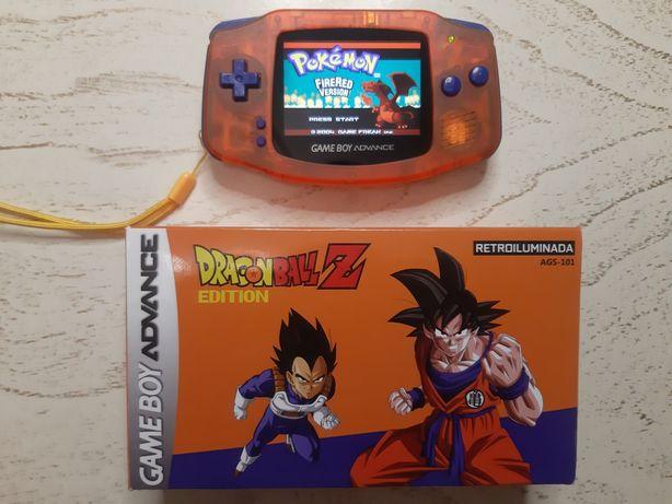 Gameboy Adanced Dragon Ball Z IPS