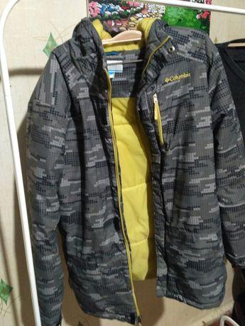 Зимняя куртка Columbia, оригинал.