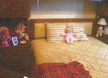 Quarto de criança semi- novo