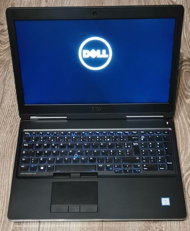 DELL Precision 7510 i7-6820HQ, 64GB RAM DDR4 1tbSSD m2 +1 TB HDD, 2 CG
