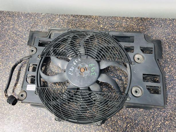 Вентилятор кондиционера BMW E39 кондиціонера БМВ дизель Siemens 4 пина