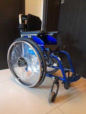 Wózek inwalidzki Ottobock dla dziecka