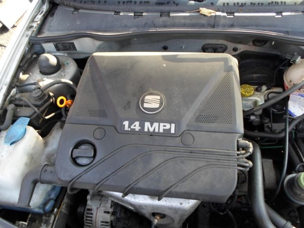 Seat Ibiza II Lift, 2001 rok, 1.4 MPI - silnik AUD, 117 tys