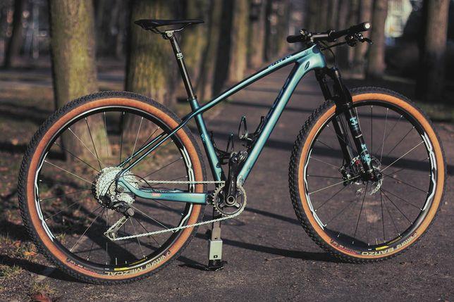 "Rower MTB XC 29"" Kellys Slage 70 S; XT FOX Mavic Carbon"