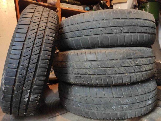 2 набора летних шин: Sava Perfecta 165/70 R14 и БЦ-11 155/70 R13
