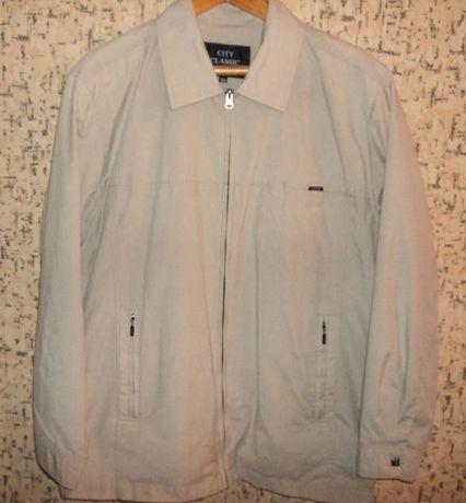 Куртка легкая, ветровка р.52-54