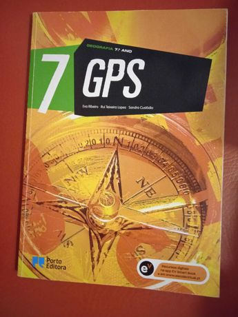 Geografia- GPS_ : Manual - 7º ano