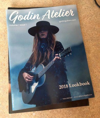 Godin Atelier - katalog 2018 / prospekt