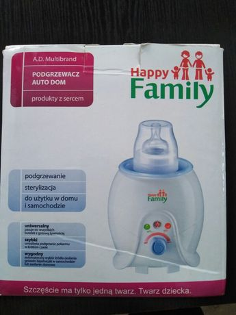 Podgrzewacz do butelek mleka HAPY FAMILY