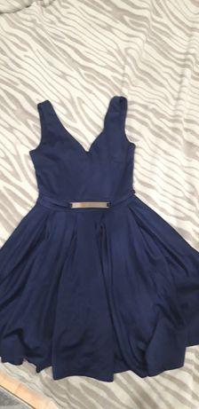Красивое платье на стройную девушку