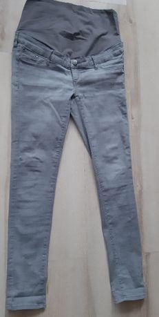 Jeansy ciążowe - rozm. 36 (S)