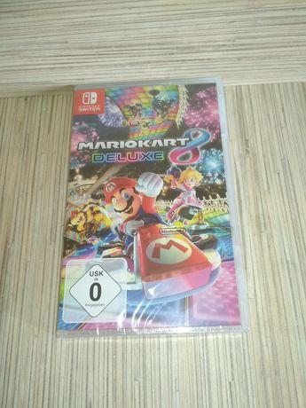 [Tomsi.pl] nowa Mariokart Mario Kart 8 Deluxe ANG Nintendo SWITCH