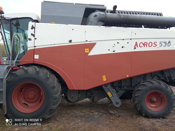 Продам комбайн Акрос 530