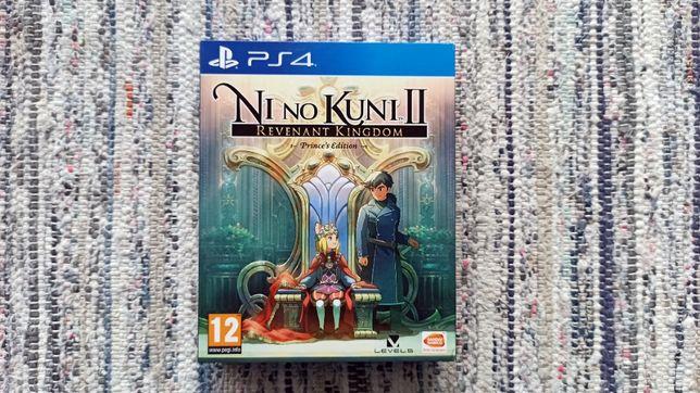 Ni No Kuni II Prince Edition STEELBOOK Deluxe
